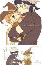 The little Uzumaki by ninjacig