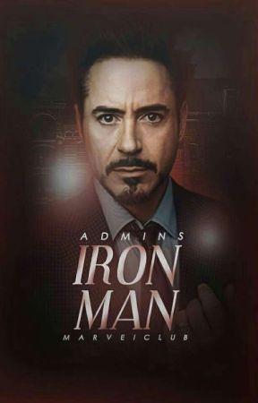 Iron Man ― Admins by marveIclub