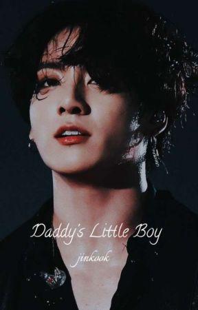 {Daddy's Little Boy}•|jinkook|• by DianaLynn872