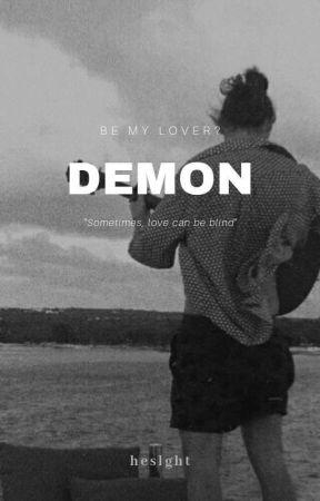 Demon - Stylinson by heslght