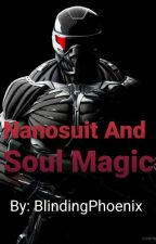 Nanosuit and Soul Magic: A Crysis/RWBY crossover   by Monkeyman369