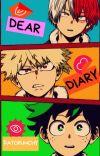 Dear Diary (Powerpuff Trio x Reader) cover