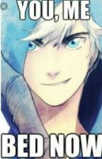 The Life of a Cupid Who Fell In Love With Mr.Jack Frost  {Jack Frost X Reader} by silverhanyougirl