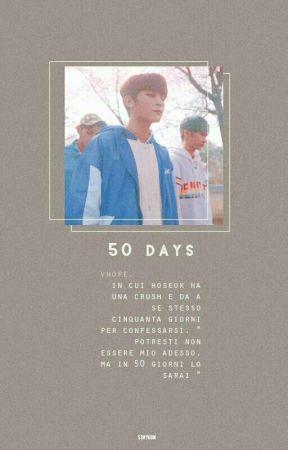 50 days + vhope by strinjimin