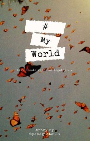 #My world by panagiotouli