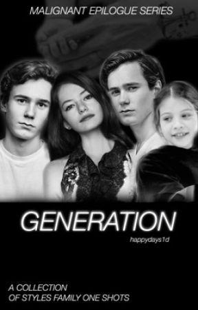 Generation (Malignant Epilogue Series)  by happydays1d