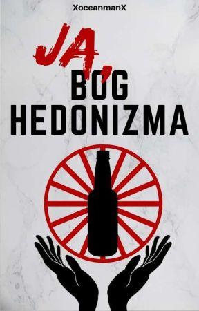 Ja,bog hedonizma (muški random) by XoceanmanX