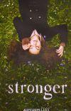 Stronger (Harry Potter fan fiction) cover