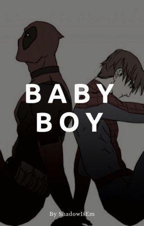 Baby boy by ShadowIsEm