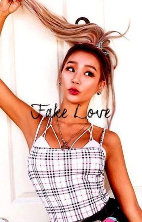FAKE LOVE [kth+jjk] by Army-Fanfic