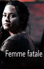 Femme fatale (Lesbian Story) by demidedication