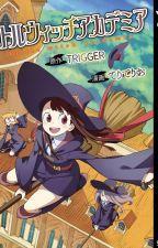 manga de little witch academia 2 by MaxiXDe