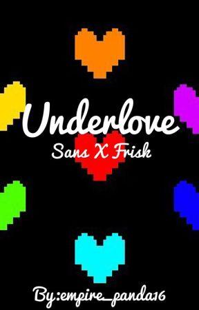 Underlove (sans x frisk) by empire_panda16