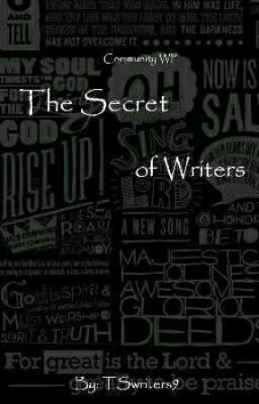 The Secret Writers  [OPEN Member And CLOSE Admin] by TSWriters7