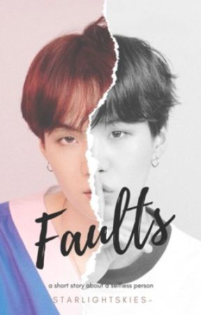 Faults by -StarlightSkies-