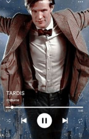 T.A.R.D.I.S. ↠ rantbook by DEANCASLOVEBOT