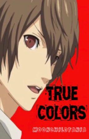 True Colors (College!AU Akechi x Reader) [ON HIATUS] by moonchildtania