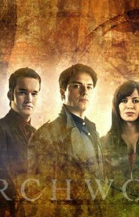 The Doctor's daughter at Torchwood cover