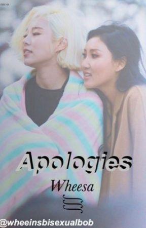 Apologies ≼Wheesa≽ [Complete] by WheeinsBisexualBob