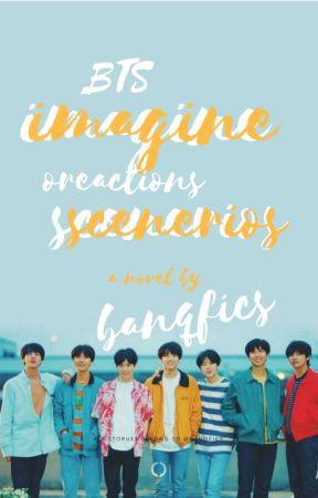 BTS imagines by banqfics