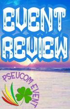 Event Review by PseuCom
