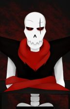 Not Just Evil (Underfell Papyrus X Reader) by TheIndianaCrew