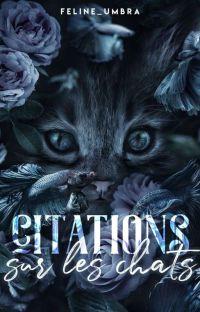 ~Citations sur les chats~ cover