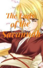 The Lady of the Savannah|Stuck in Naruto by Fallen_Angel--x