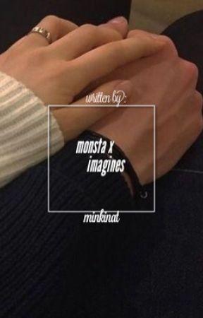 monsta x imagines by minkinat