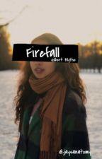Firefall ↠ Gilbert Blythe  by JaysAnatomy