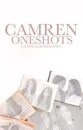 Camren Oneshots & Imagines by canola-jauregooey