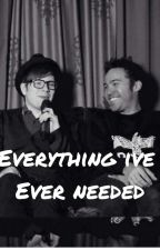 Everything Ive Ever Needed///a peterick fic (COMPLETED) by forevaalakeeffectkid