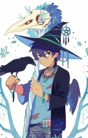 The Boy Witch by _theLittleBook