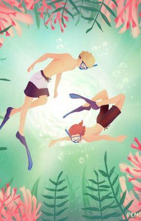 [TEMP. DISCONTINUED]Summer Rendezvous With My Best Guy - KiriBaku / Bakushima by TodorokisDelight