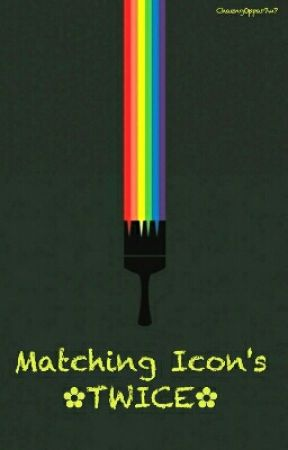 (~‾▿‾)~ Matching Icons  ☆✿TWICE✿☆ by ChaengOppar7w7