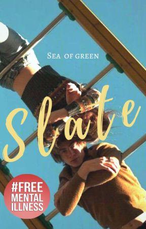 Slate   ✓ by seaofgreen