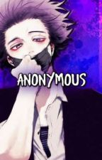 anonymous | shinsou hitoshi x reader by theninjapug