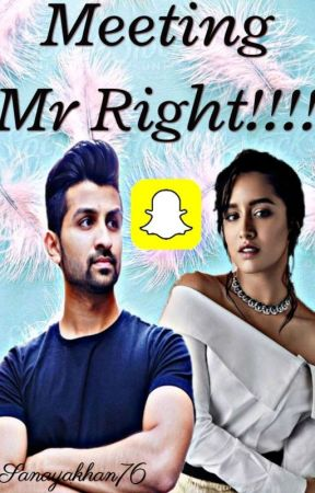Meeting Mr Right! by Khadeeja76