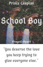 School boy | Prince Caspian by Frayed-Apart