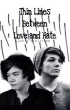 Lines Between Love and Hate by CDMorgan