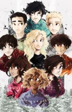 The Legacies (PJO/HOO) by CharityMoon