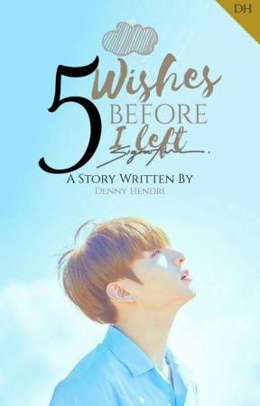 5 Wishes Before I Left | JJK by Denny_endy