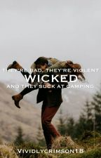 Wicked (WICKED #1) | ✓ by vividlycrimson18