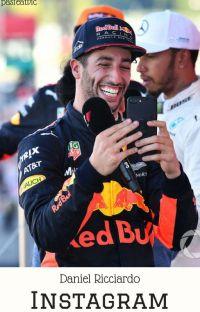 Instagram {Daniel Ricciardo} cover
