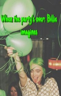 When the party's over: Billie Imagines cover
