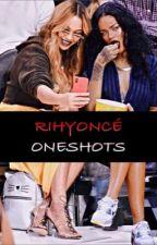 Rihyoncé Shots (Lesbian & Futanari)  by unorthodoxkings