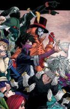 Boku No Hero Academia Villains Boyfriend Scenarios by I-Think-Youre-Cool