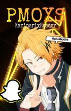 PMOYS(Denki Kaminari X Reader) (Texting AU) by ashlee_anime