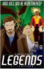 Legends of Tomorrow Imagines by EchoWriting02
