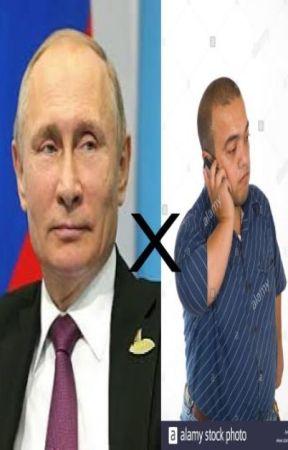 Small Sexy Brodie x Russian Spy Alexei by thetimemaster123